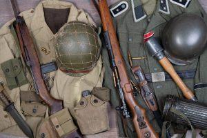 צדי חייל מהפלישה לנורמנדי
